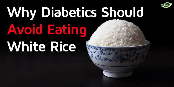 Why Diabetics Should Avoid Eating White Rice Ampalaya Plus